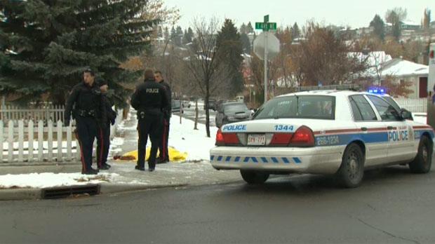 Bridgeland homicide