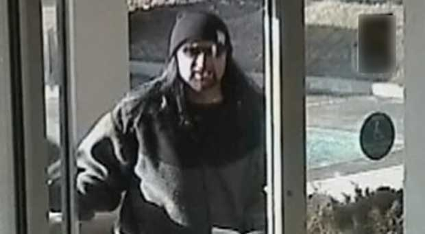 Police are hoping that a re-enactment of a bank robbery will help lead them to a robber responsible for robbing three banks in southern Alberta.