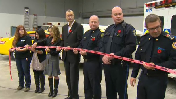 Officials with MADD Canada say the annual Red Ribbon campaign is a sad reminder that Canadians are not getting the message about the impact drinking and driving has on society