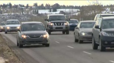Crowchild Trail construction proposal
