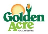 Golden Acre Garden Sentre logo