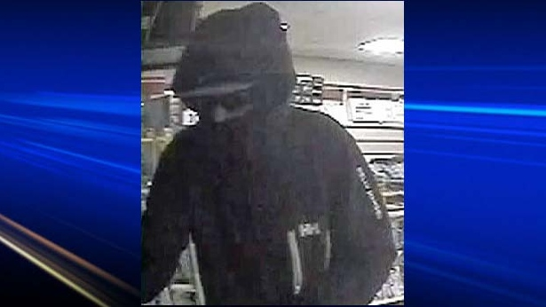 Police seek suspect, robbery, 7-Eleven