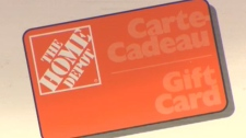 Home Depot gift card