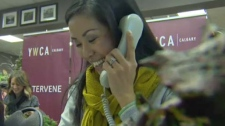 CTV Morning Live Calgary's Pearl Tsang