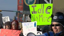 Idle No More, First Nations, Tsuu T'ina