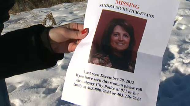 Calgary police and search and rescue teams are hard at work looking for a woman who went missing from her Strathcona home on Saturday.