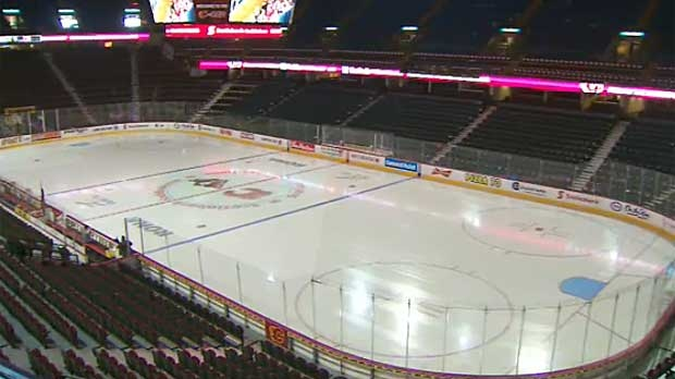 Now that a tentative deal has been reached, the next step will be ratifying the new CBA, so the earliest that players will hit the ice at the Saddledome will be Jan. 19.
