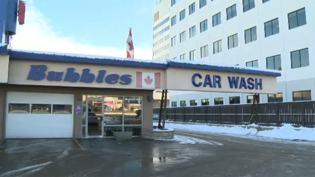Bubbles Car Wash offers job opportunities for people in need