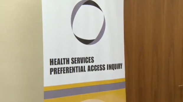 Health Services Preferential Access Inquiry
