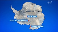 CTV News Channel: Plane missing in Antarctica