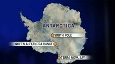 Antarctica, Mt Terra Nova, Kenn Borek Air