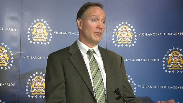 Calgary Police Staff Sergeant Rick Rutledge says they've seen a case of human trafficking like this before in the city.
