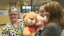 Health Link Alberta, Betty Hildebrand, Pam Murray,