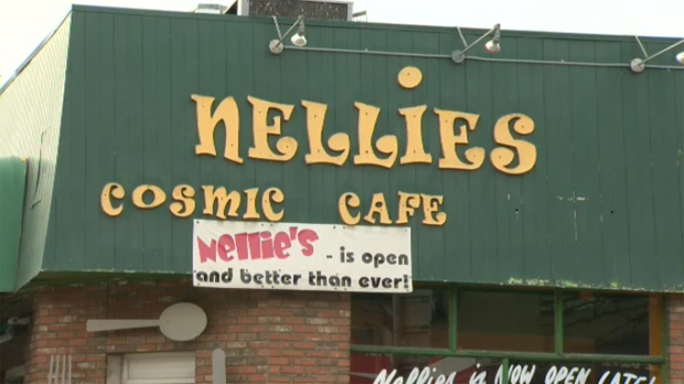 Nellie's Cosmic Cafe
