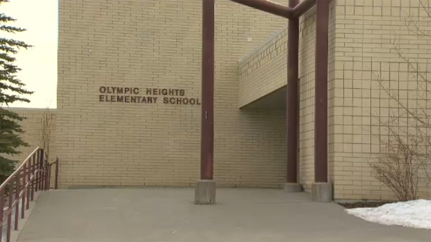 Children from the southwest community of Aspen Woods may not be able to attend Olympic Heights Elementary School with their older siblings