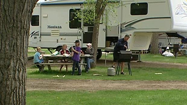 Alberta campgrounds