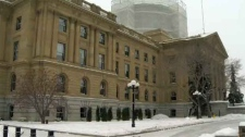 Alberta Legislature, Alberta Government
