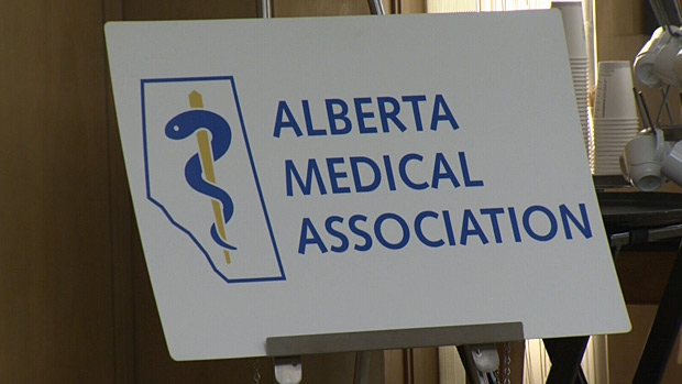 alberta Medical assocation