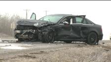Fatal TCH crash - Audi