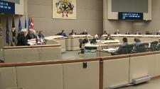 Calgary city council video