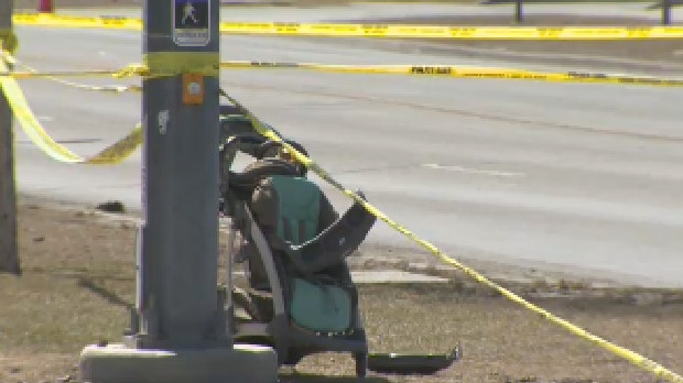 Little girl dies after being hit by car