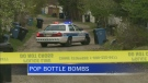 CTV Calgary: Minor explosions in Chinook Park