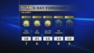 CTV Calgary: Mild holiday Monday