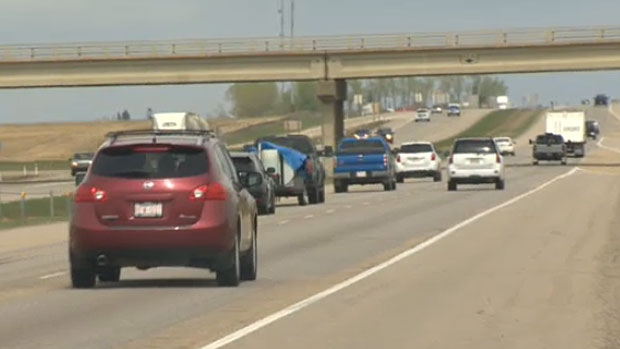 RCMP highway patrols have nabbed another driver for driving at excessive speeds near Crossfield. The 15-year-old driver was arrested for speeding 70 km/h over the limit and not having a proper licence, registration, or insurance.