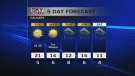 CTV Calgary: Spring sunshine for Tuesday
