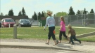 Teachers at a local elementary have been told they can't help out with patrol at crosswalks outside the school. Kathy Le has more.