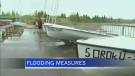CTV Calgary: Boaters banned from reservoir