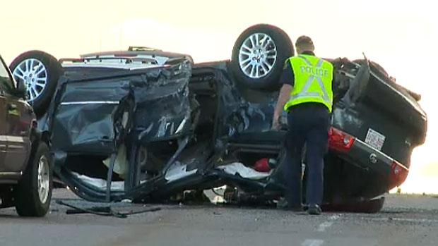 Police continue to investigate crash