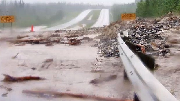 2013 Flooding In Canmore Ctv Calgary News