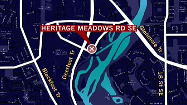Heritage Meadows Road