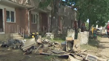 High River, re-entry plan, residents, Alberta Floo