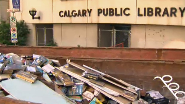 Calgary Public Library, 20,000 Books Under the Bow
