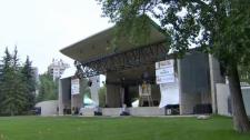 Folk Fest, Calgary Folk Music Festival, Prince's I