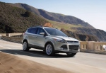 This undated image made available by Ford shows the 2014 Ford Escape. (AP Photo/Ford)