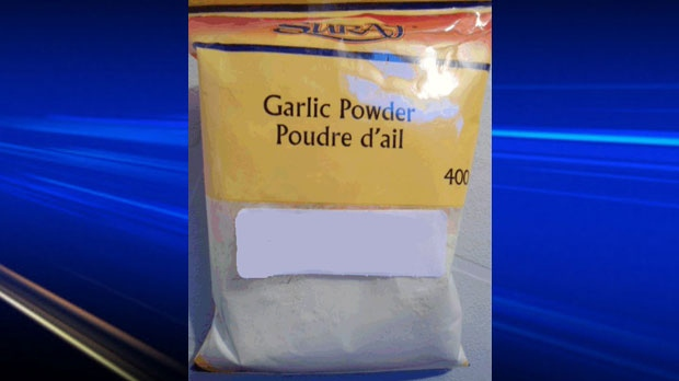 Suraj brand garlic powder