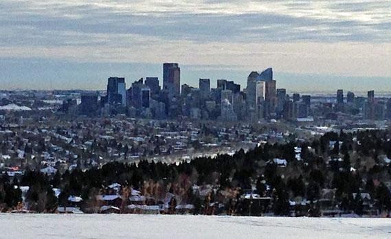 December Blizzard Blows Into Alberta Ctv Calgary News