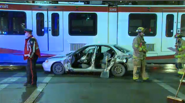 LRT crash - Dec 14, 2013
