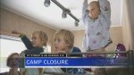 CTV Calgary: Flood victims react to camp closure