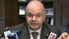 Alberta Health Minister Fred Horne