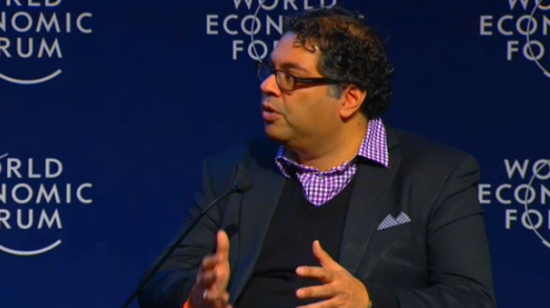 Naheed Nenshi - World Economic Forum