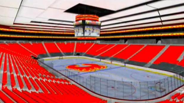Flames President Says New Arena Long Way Off Ctv Calgary