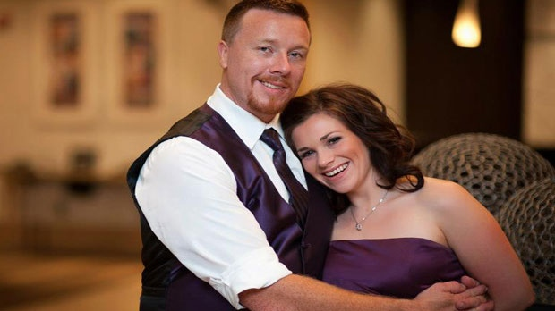 Mark Manns was a husband to wife Stephanie for ten years.