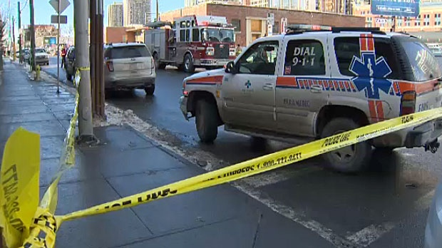 Pedestrian, Beltline crash, pedestrian crash,