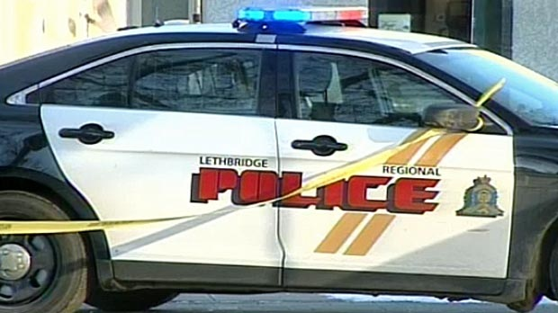 LRPS, Lethbridge police