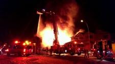 Douglas Glen house fire