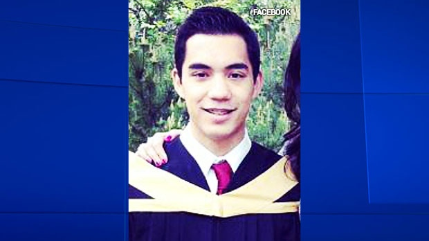 22-year-old Matthew de Grood is seen in this undated Facebook photo.